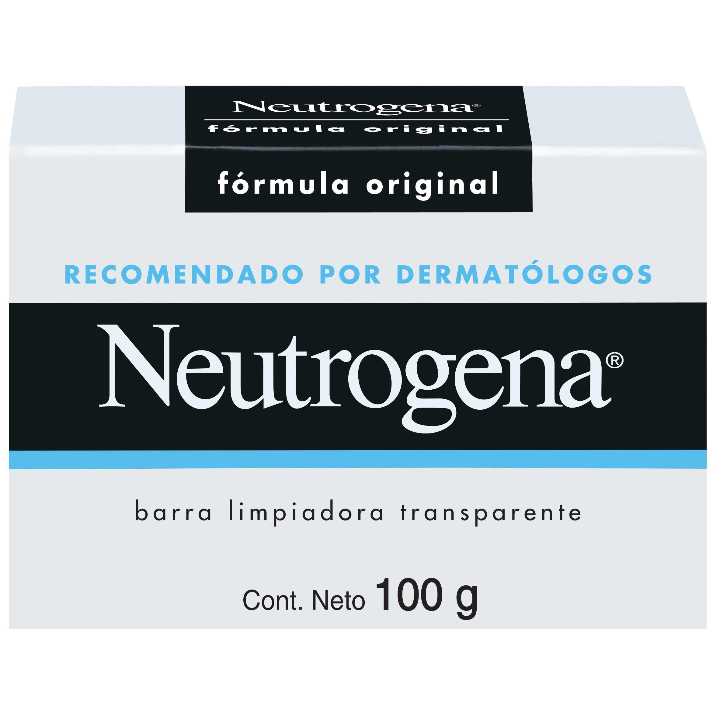 NEUTROGENA® Jabón Facial en Barra