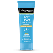 NEUTROGENA® HYDRO BOOST® Protector FPS50