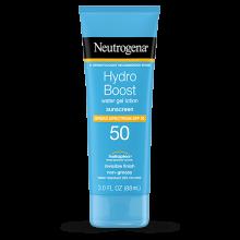 NEUTROGENA® HYDRO BOOST® Protector FPS50