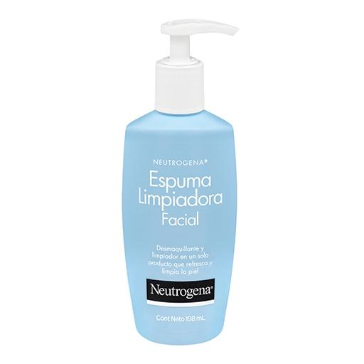 NEUTROGENA® Espuma Limpiadora Facial