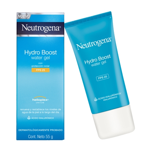 NEUTROGENA® HYDRO BOOST® Water Gel FPS 25
